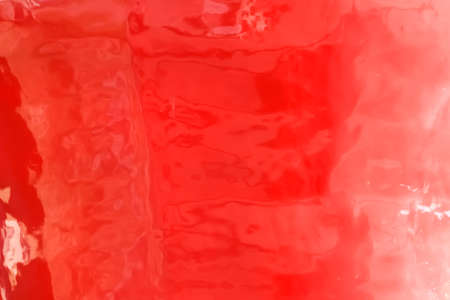 red colour paint pattern, texture, reflections photo