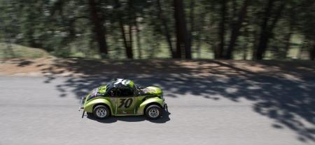 Knox Mountain Rally in Kelowna May 2013