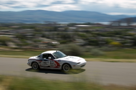 Knox Mountain Rally in Kelowna May 2013