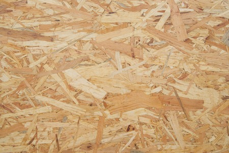 oriented: Oriented strand board. Background