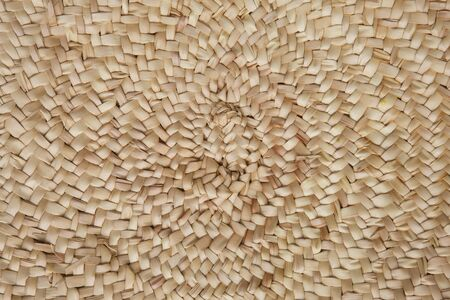 weaker: Woven surface - background. Stock Photo