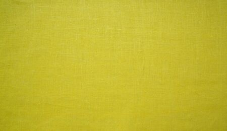sackcloth: Yellow decorative sackcloth - background