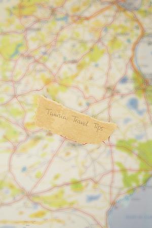 northwest africa: Written text on the text of Tunisia:Tunisia Travel Tips