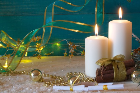 wish desire: Winter holidays congratulations  Closeup