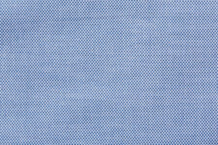 breathable: Blue coloured cotton cloth- background.
