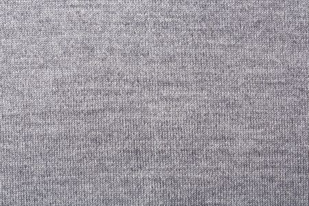 breathable: Gray coloured cotton - background.