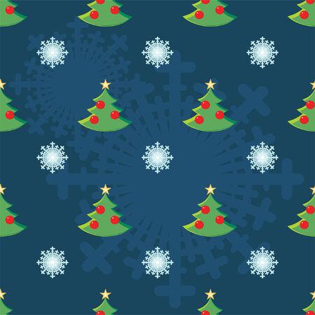 newyear: Seamless new-year pattern