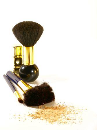 attributes: cosmetics attributes Stock Photo