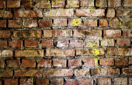 aged brick wall with as abstract backgriunds Stock Photo - 9112743