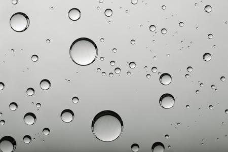 molecula de agua: fondos abstractos con burbujas de agua