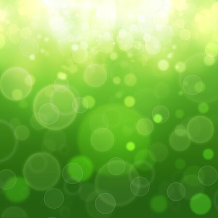 blinking: abstract spring and summer backgrounds