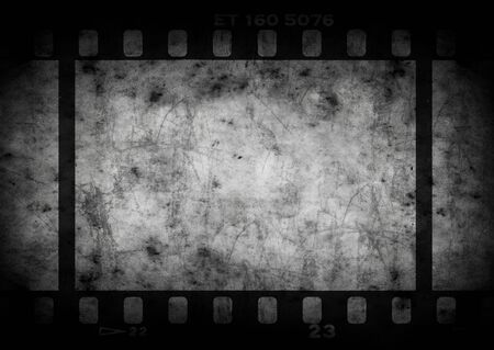 Grunge background with copy space for your design. Real vintage film texture used Stock Photo - 13705539