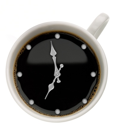 Coffee Time  Abstract food backgrounds photo