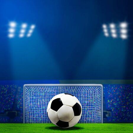 portero: fondos abstractos de fútbol o el fútbol