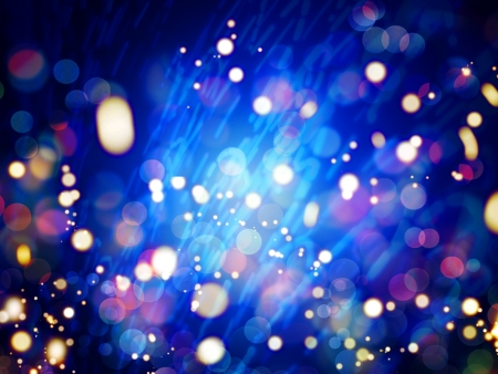 celebration background: Abstract holidays backgrounds with beauty bokeh and lights