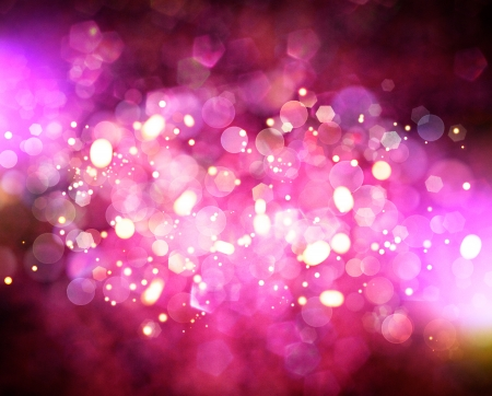 evening party: Bokeh. Abstract natural backgrounds