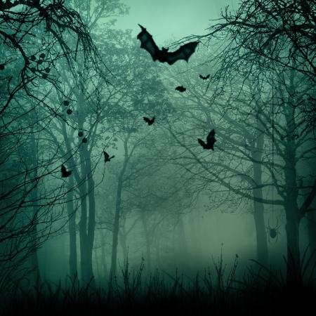Zusammenfassung Halloween Hintergrund mit Kopie Platz für Ihr Design