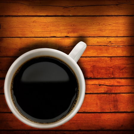 Coffee time. Abstract still-life with cup of espresso Stock Photo - 16565016
