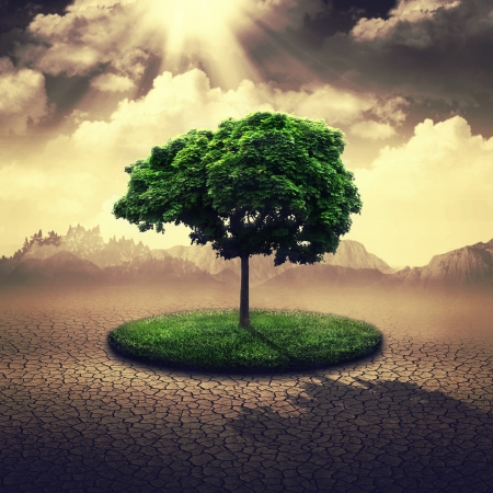 mankind: Save the Earth. Abstract environmental backgrounds for your design