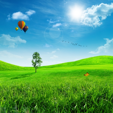 Abstract environmental backgrounds for your design 스톡 콘텐츠