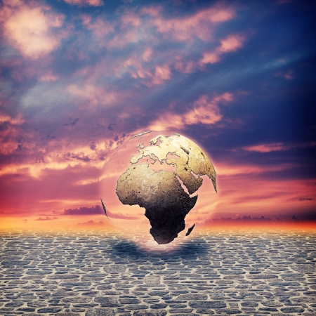 Save the Earth. Abstract environmental backgrounds for your design Stock Photo - 17968413