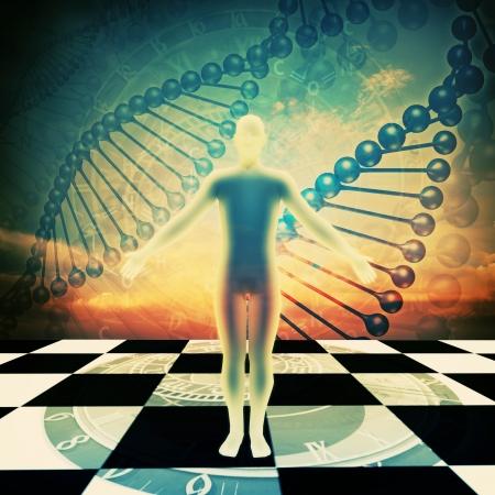 adn humano: Se acab� el tiempo! Resumen antecedentes ambientales con ADN humano