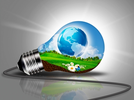 desarrollo sustentable: Desarrollo Sostenible y el concepto de energía ecológica