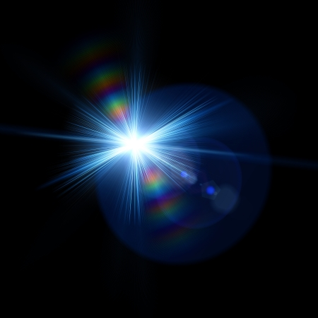 photon: Flare. Abstract disco and party backgrounds for your design Stock Photo