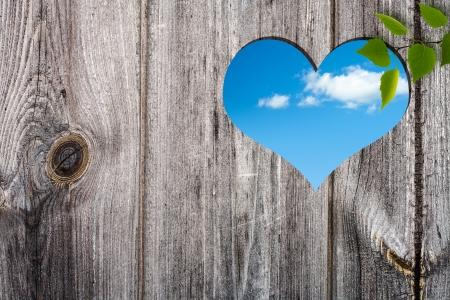 Abstract met hartvorm voor uw ontwerp