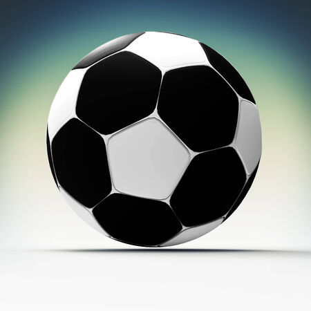 Soccer and football. Abstract sport for your design photo