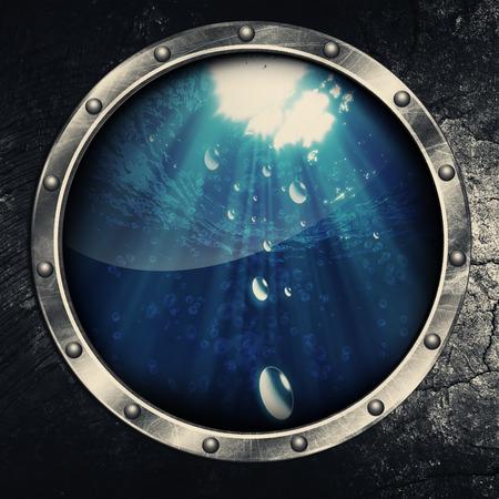 submarino: A través de la iluminación, la ciencia abstracta y fondos de viaje
