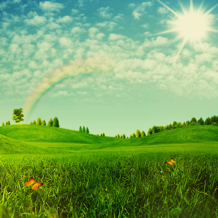 Beauty environmental backgrounds for your design