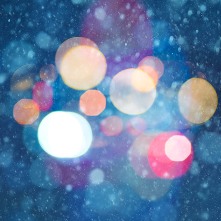 christmas backgrounds: abstract christmas backgrounds with beauty bokeh