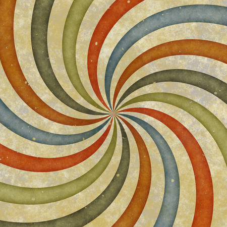 turnabout: abstract swirl backgrounds with vintage paper texture