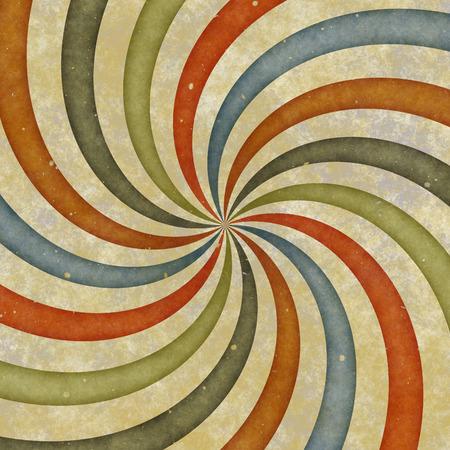 swirl backgrounds: sfondi turbinio astratti con carta texture vintage Archivio Fotografico