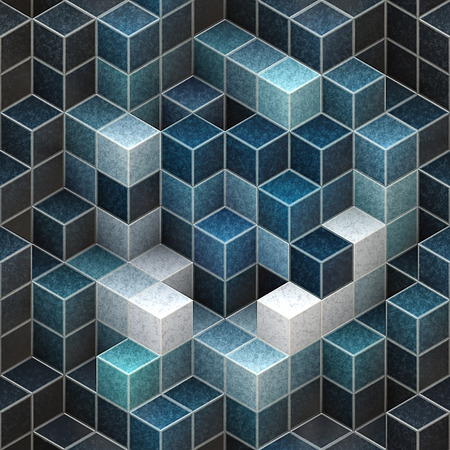 cubic: abstract cubic backgrounds for your design