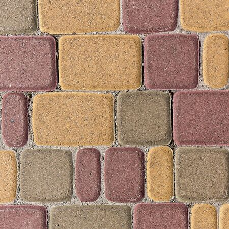 porous brick: abstract brick pattern for your design Stock Photo