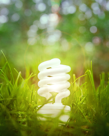 Energy saving and alternative power, abstract backgrounds