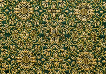 Thai cotton texture and background photo