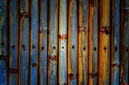Textura de bambu tailand