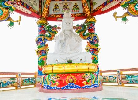 quan yin: Quan Yin in the Chinese shrine