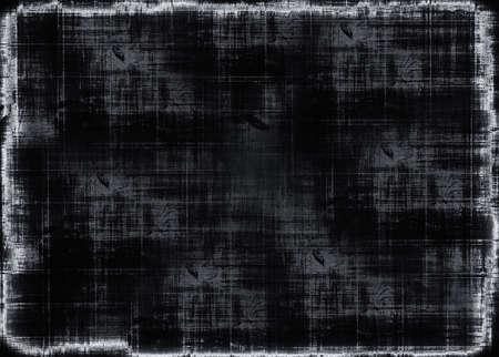 dull: black grunge wall