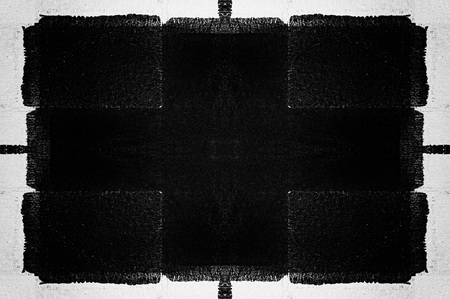 black wall abstract grunge texture 写真素材