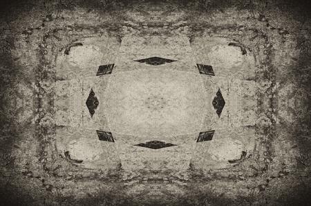 sepia tone grunge background Stock Photo