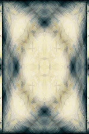 symmetrical color background Stock Photo