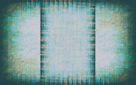 decorating: dyed pattern on material abstract background Stock Photo