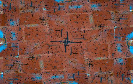 weathered: grunge weathered surface