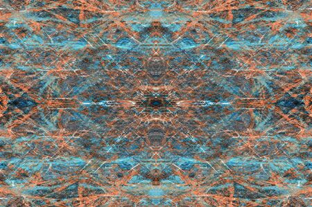 abstract painted grunge design composition