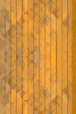 wet wood: abstract painted grunge design composition