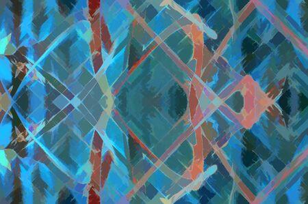 abstracte geschilderde grunge ontwerpsamenstelling